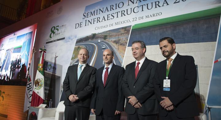 Expertos de diversas disciplinas analizaron la importancia del acceso a financiamiento para la generación de infraestructura y el desarrollo del país
