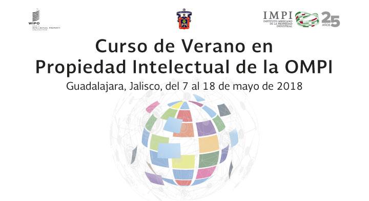 Curso de Verano de Propiedad Intelectual de la OMPI en México