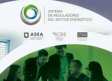 Sistema de reguladores del sector energético