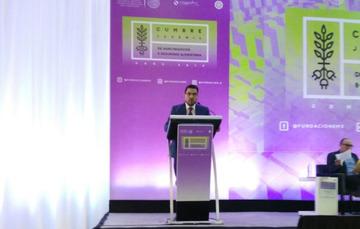 FIRA presente en la Cumbre Juvenil de Agro Negocios y Seguridad Alimentaria 2018