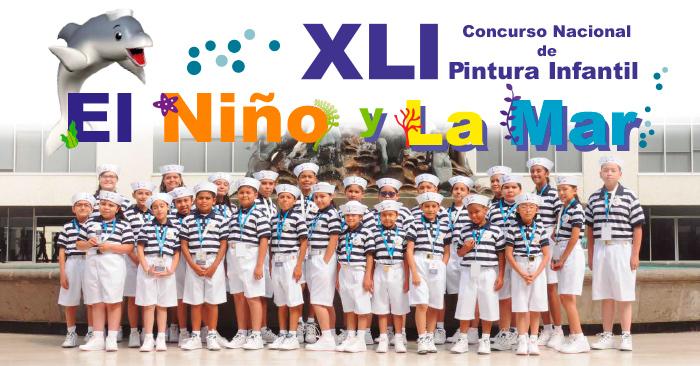 """Participa en el XLI Concurso Nacional de Pintura """"El Niño y la Mar"""""""