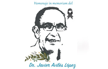 Homenaje in memoriam del Dr. Javier Avilés López