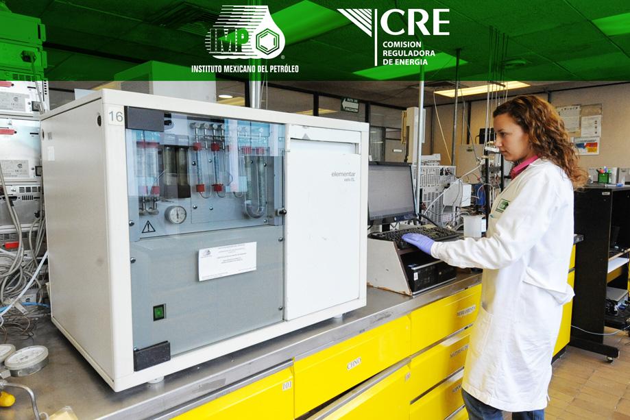 La CRE certificó dos laboratorios del IMP para analizar especificaciones de calidad de los petrolíferos.
