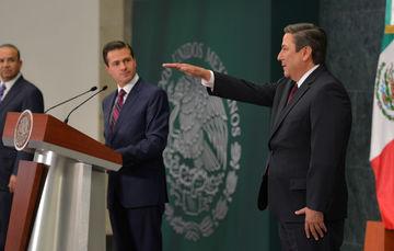 El Primer Mandatario le instruyó a impulsar las exportaciones del campo que, por primera vez en más de dos décadas, presentan un superávit comercial favorable a los productores mexicanos.