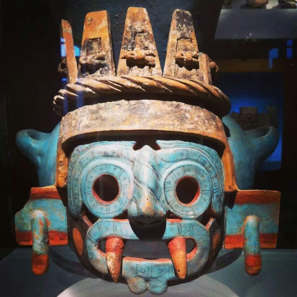 10 Deidades prehispánicas relacionadas con el agua que debes conocer.