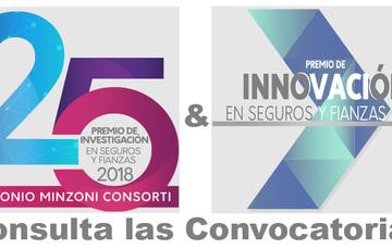 Premios de Innovación e Investigación en Seguros y Fianzas 2018