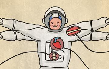 El Cuerpo Humano en el Espacio