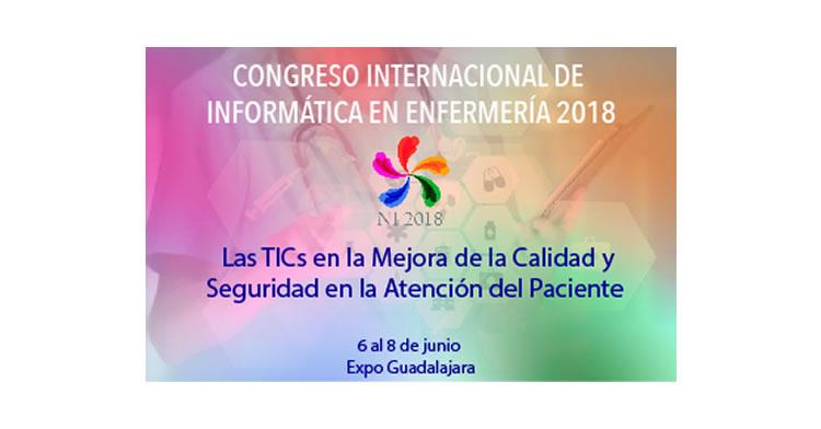 Congreso Internacional de Informática en Enfermería 2018