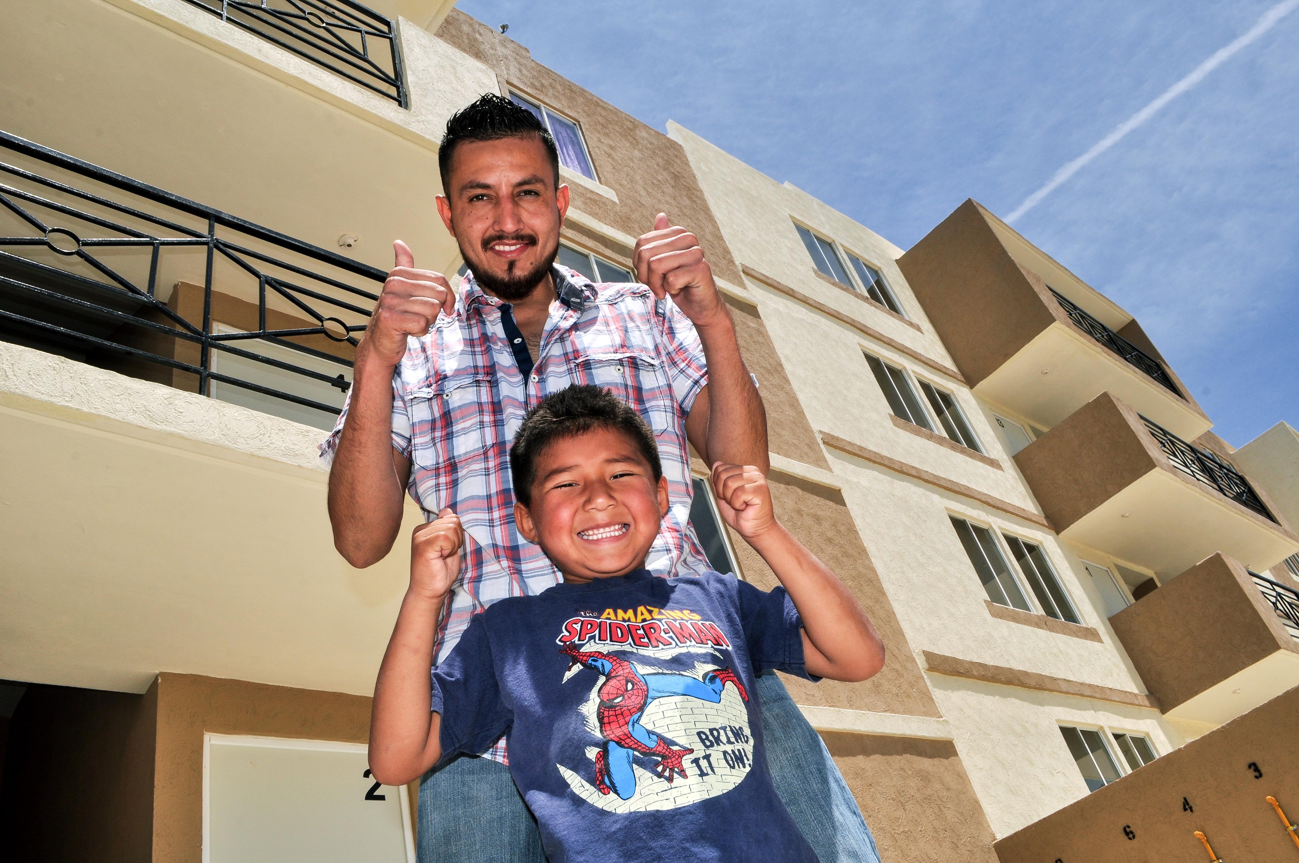 Afiliados al Infonavit de más bajos ingresos podrán obtener un subsidio más alto para comprar una vivienda nueva