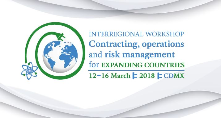 Interregional Workshop Contracting, Operations and Risk Management for Expanding Countries
