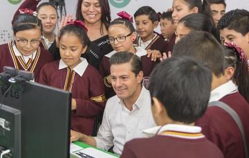 @aprende.mx forma parte de la Educación y Conectividad para Desarrollo de Habilidades Digitales