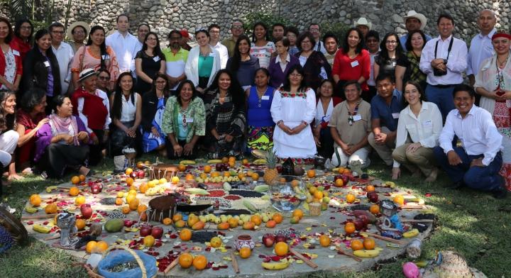 Imagen de los asistentes al Taller Regional de Capacitación para América Latina y el Caribe