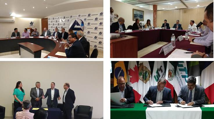 Fortalece el IMPI colaboración con actores de la innovación en Torreón, Coahuila y Gómez Palacio Durango