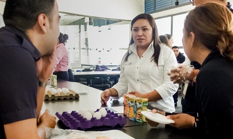 El curso tuvo el objetivo de capacitar al personal para agilizar el intercambio comercial entre México y otras naciones.