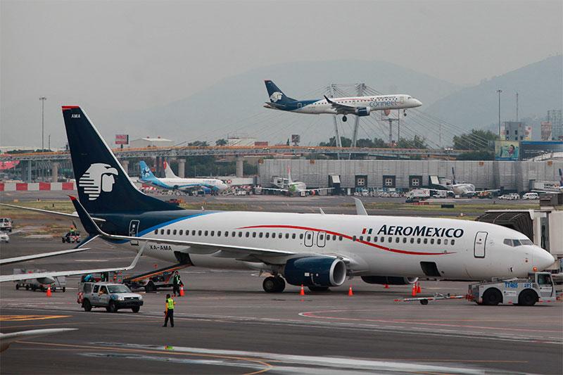 El transporte aéreo entre México y Estados Unidos | Instituto Mexicano del  Transporte | Gobierno | gob.mx