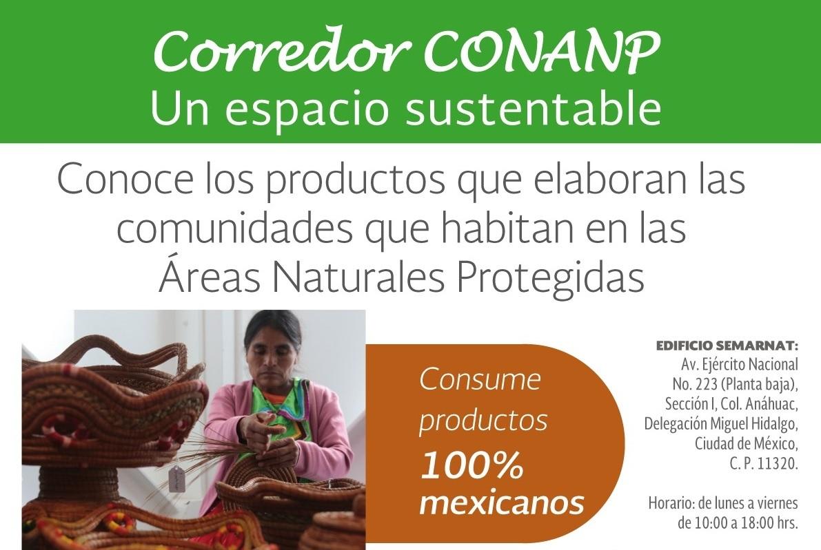 Corredor CONANP