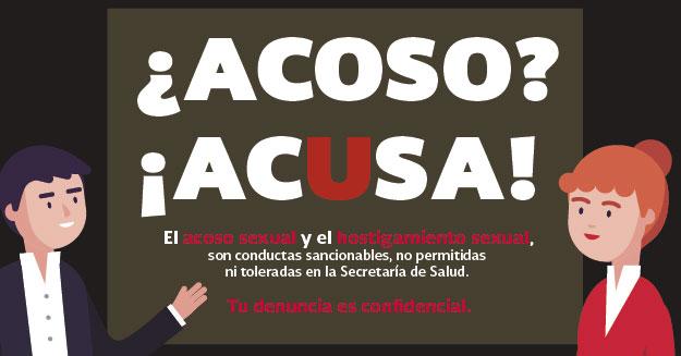 Viñeta de Acoso.