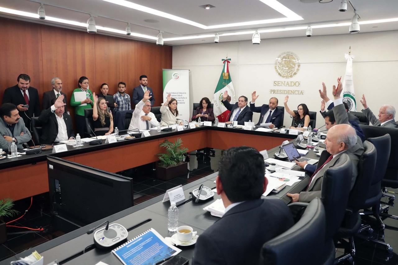 Aprueban en comisiones el Tratado Integral y Progresista de Asociación Transpacífico