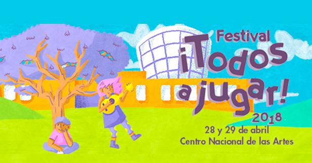 Festival ¡Todos a jugar! 2018