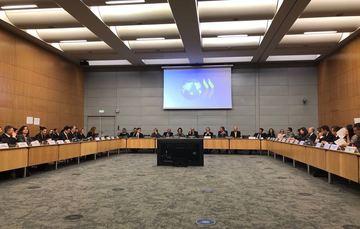 Firma de Convenio de Colaboración con la Red Global Mx Capítulo Hessen Alemania