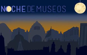 ¡Hoy hay Noche de Museos en Palacio Nacional y los Recintos culturales de la SHCP!