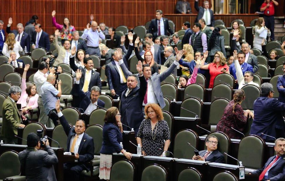 El Pleno de la Cámara de Diputados