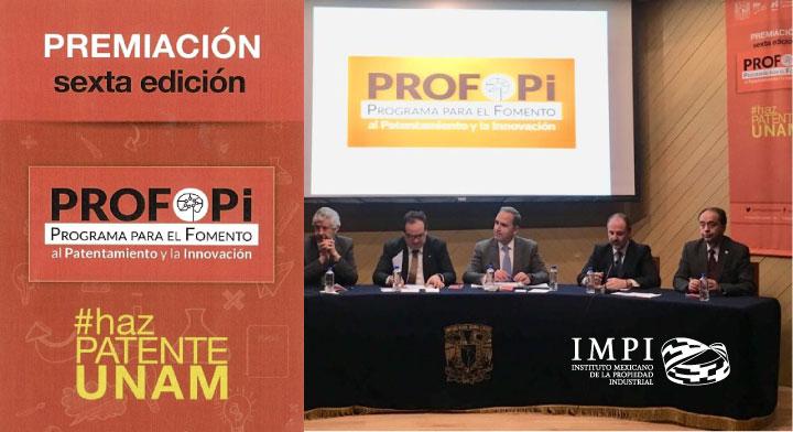 Se lleva a cabo la sexta edición de Premios PROFOPI