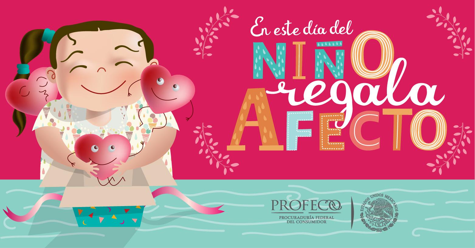 En México celebramos a las y los más pequeñines del hogar el 30 de abril, como lo estableció en 1924 el Presidente de la República, General Álvaro Obregón.