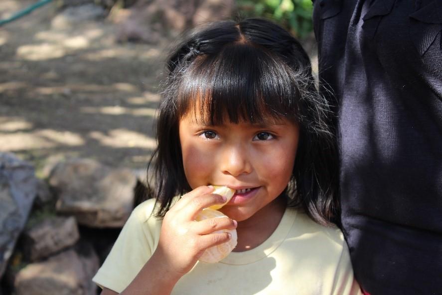PROSPERA te guía para alimentar a los niños de manera saludable.