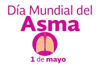 Día Mundial del Asma.