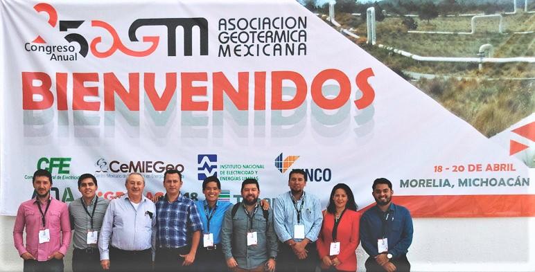 Congreso para difundir y promover las actividades de investigación, desarrollo y explotación de la energía geotérmica en México y en el extranjero.