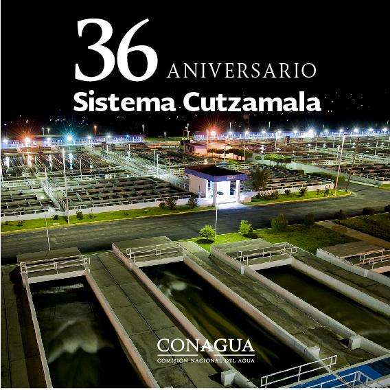 36° Aniversario del Sistema Cutzamala.