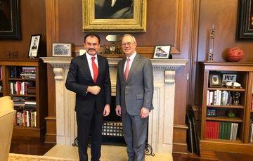 El Canciller Videgaray fortalece vínculos con mexicanos, autoridades y comunidad académica de Boston