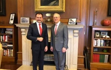 Foreign Secretary Videgaray Strengthens Ties with Mexicans, Officials and Academics in Boston