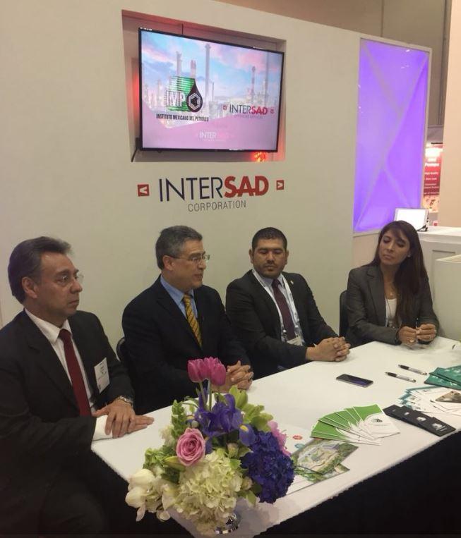 El IMP suscribe convenio de colaboración con la empresa InterSad.