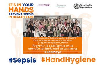Prevenir la sepsis en la atención sanitaria está en tus manos