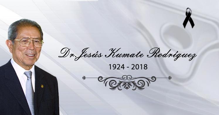 Doctor Jesús Kumate Rodríguez  (1924-2018)