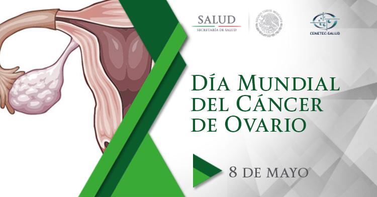 Banner principal sobre Día Mundial del Cáncer de Ovario