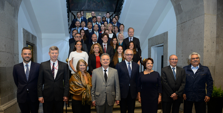 Trabajos de la reunión preparatoria de la Alianza de Redes Verdes del Climate Parliament