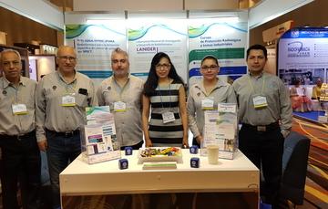 Del 26 al 29 de abril del 2018, se llevó a cabo en León, Guanajuato el 7° Congreso Nacional de la Federación Mexicana de Medicina Nuclear e Imagen Molecular y contó con la participación del Instituto Nacional de Investigaciones Nucleares (ININ).