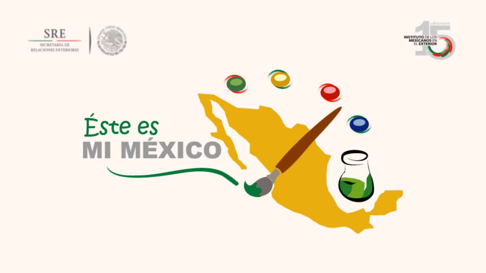 """XXI Concurso de Dibujo Infantil """"Éste es mi México""""."""