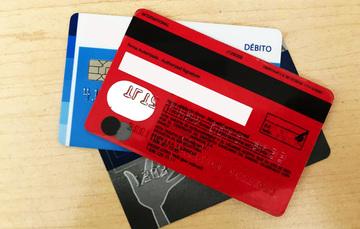 tarjetas de banco