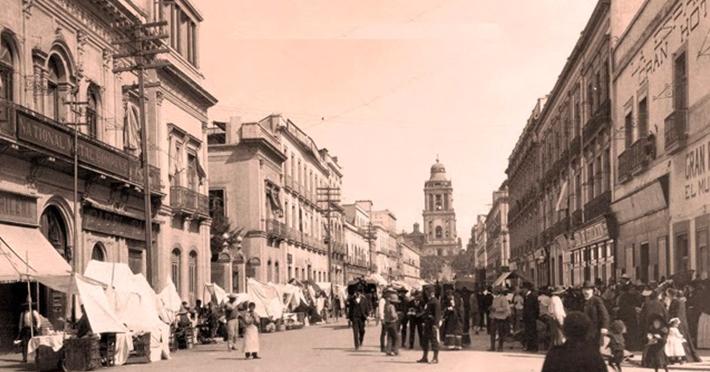 150° aniversario de la calle 5 de mayo, la avenida que nos recuerda el día en que las armas mexicanas se cubrieron de gloria.
