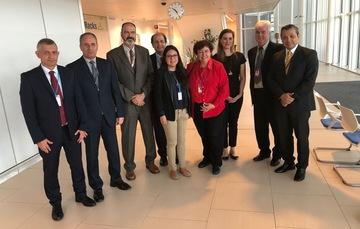 El objetivo principal del evento fue iniciar los preparativos de la XIX Reunión Ordinaria del OCTA que se celebrará en Viena del 14 al 18 de mayo de 2018.