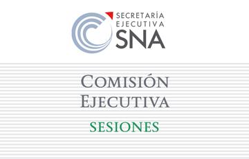 Actas de la Comisión Ejecutiva