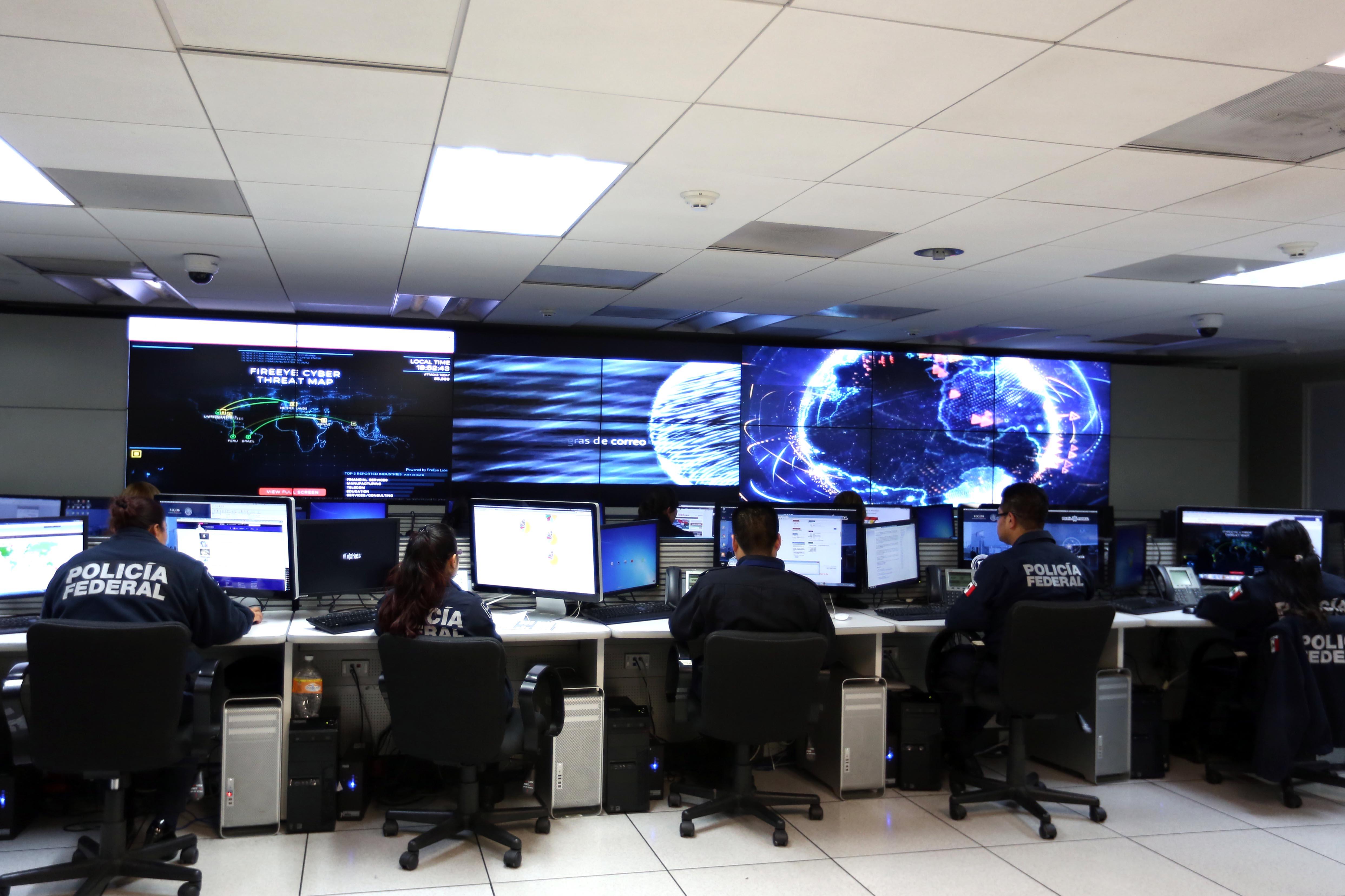 Centro Nacional de Respuesta a Incidentes Cibernéticos de la Policía Federal