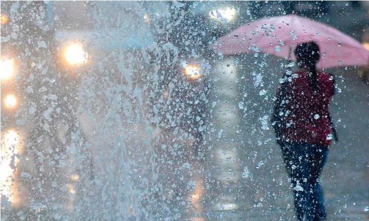 foto de lluvias