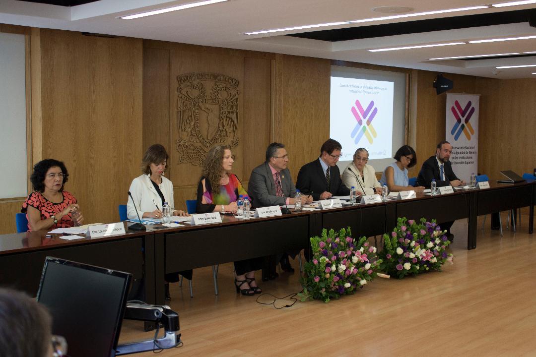 El Observatorio Nacional es el primero en su tipo en México y permitirá producir mediciones actualizables y comparables sobre ocho componentes de la igualdad de género en las universidades