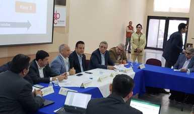 Representantes de CANACINTRA en Tijuana y el CENACE se reúnen para analizar el avance de la industria en la región