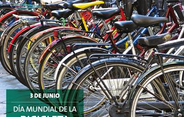 La bicicleta es el transporte ideal para recorrer distancias menores a 10 kilómetros, se considera que su eficiencia es mayor a la de un auto en recorridos de hasta 8 kilómetros.